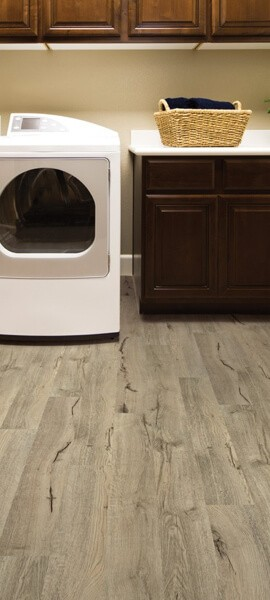 luxury vinyl flooring laundry room | Luxury Vinyl Tile | Carpet Exchange